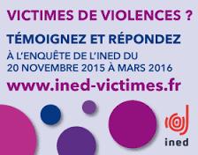 enquête ined 2016 violences