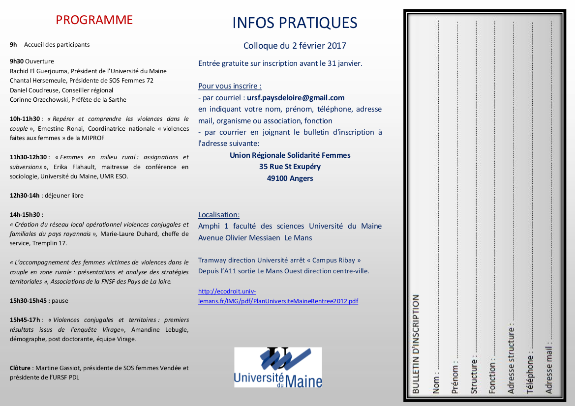 programme version déf